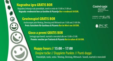 happy hours bor2015